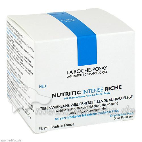La Roche Nutritic Intense Riche, 50 ml, LA ROCHE POSAY