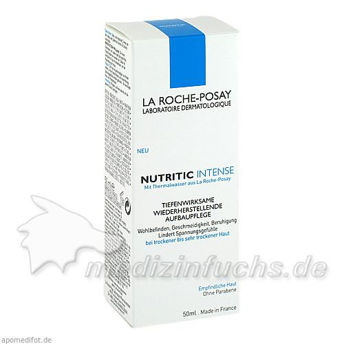 La Roche Nutritic Intense Aufbaupflege, 50 ml, LA ROCHE POSAY