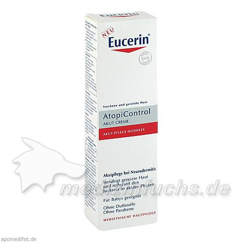 Eucerin AtopiControl AKUT Creme, 40 ml, BEIERSDORF G M B H