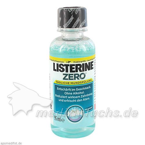 Listerine Zero, 95 ml,