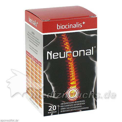 Neuronal® Kapseln, 20 St, Panakea D.O.O.