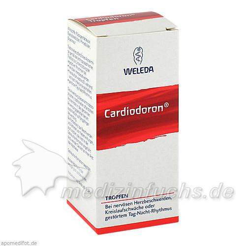 WELEDA Cardiodoron®, 50 ML, WELEDA Ges.m.b.H. & Co KG