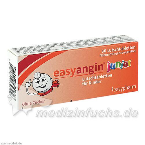easyangin® junior, 30 St, Easypharm GmbH & Co KG