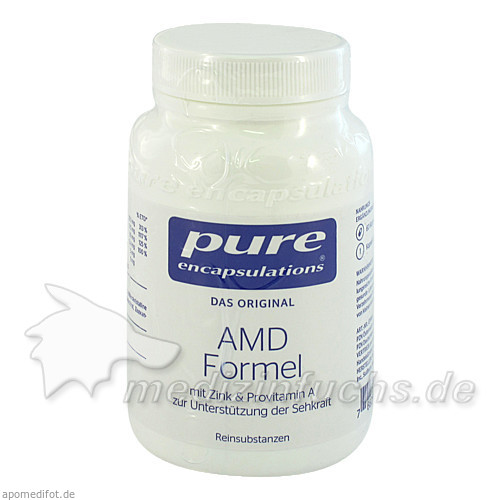 Pure encapsulations Kapseln Amd Formel, 60 Stk.,