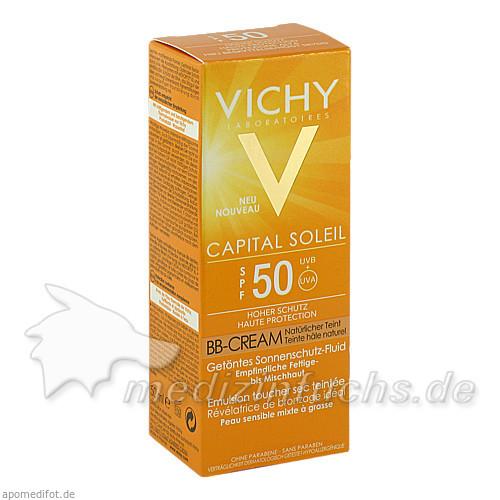Vichy Idéal soleil getönte BB Creme SPF50, 50 ml, VICHY