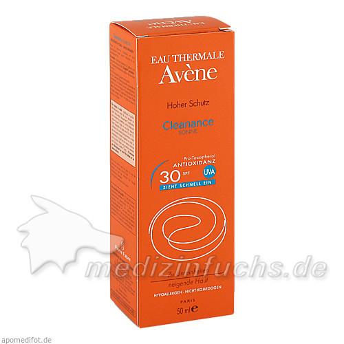 Avene Cleanance Sonne SPF 30, 50 ml,
