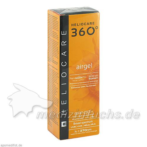 Heliocare 360° Airgel SPF 50+, 60 ml,